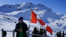Top of Whistler Mountain