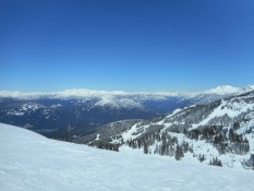 Top von Blackcomb Mountain