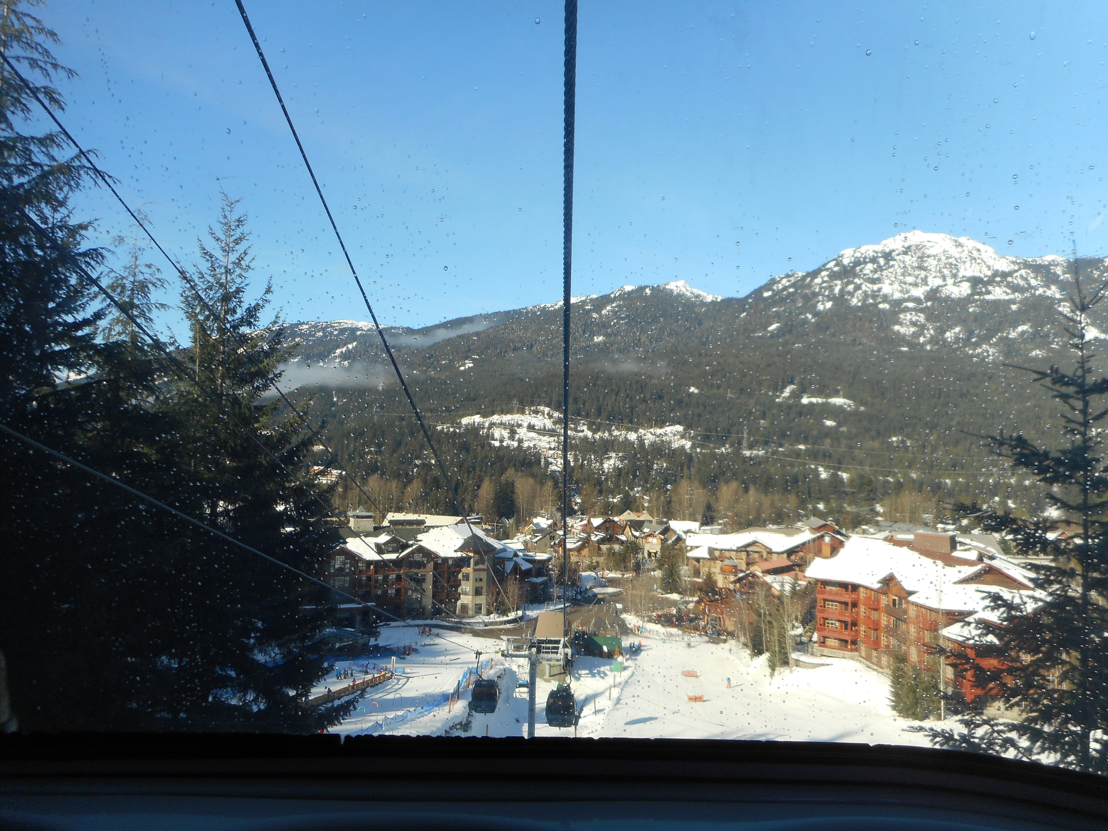 Alltag in Whistler