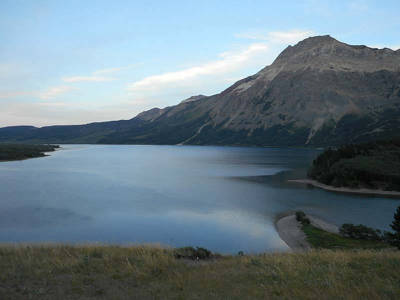 Grenzausflug-Waterton Lakes National Park