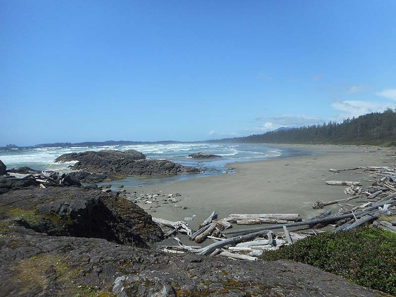 Pacific Rim National Park and Reserve